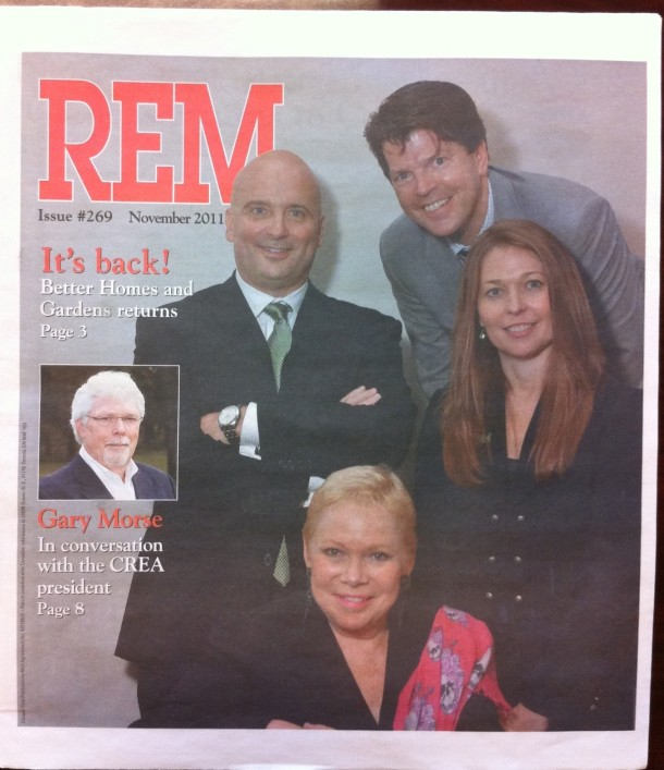 The cover of REM