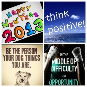 Looking Forward to 2013