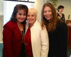 Sandra Yancey, Mimi Donaldson and Me!