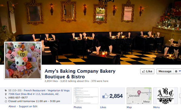 Amy Bakery