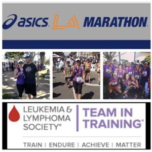 TNT, LA Marathon and Me!